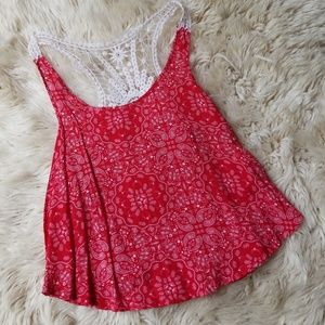 3 FOR $15 Flowy Cropped Top